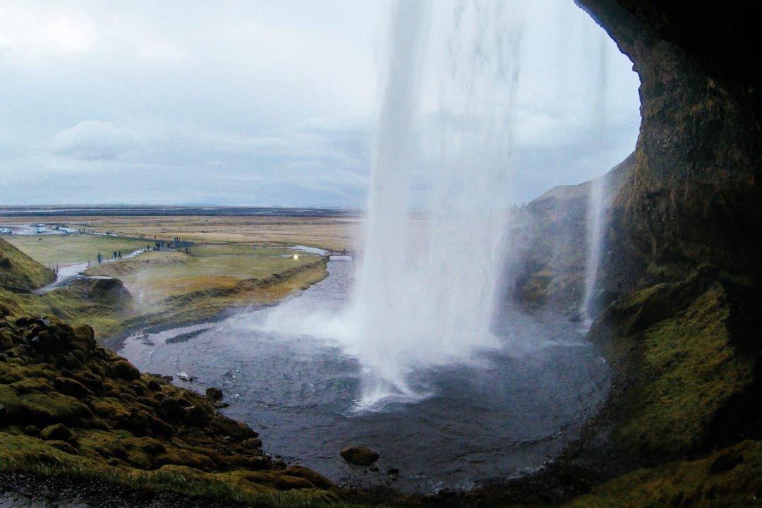 Seljalandsfoss Waterfall | Seld Drive Iceland Itinerary