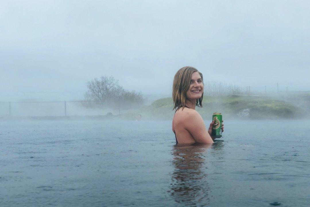 Secret Lagoon | 7 days in Iceland