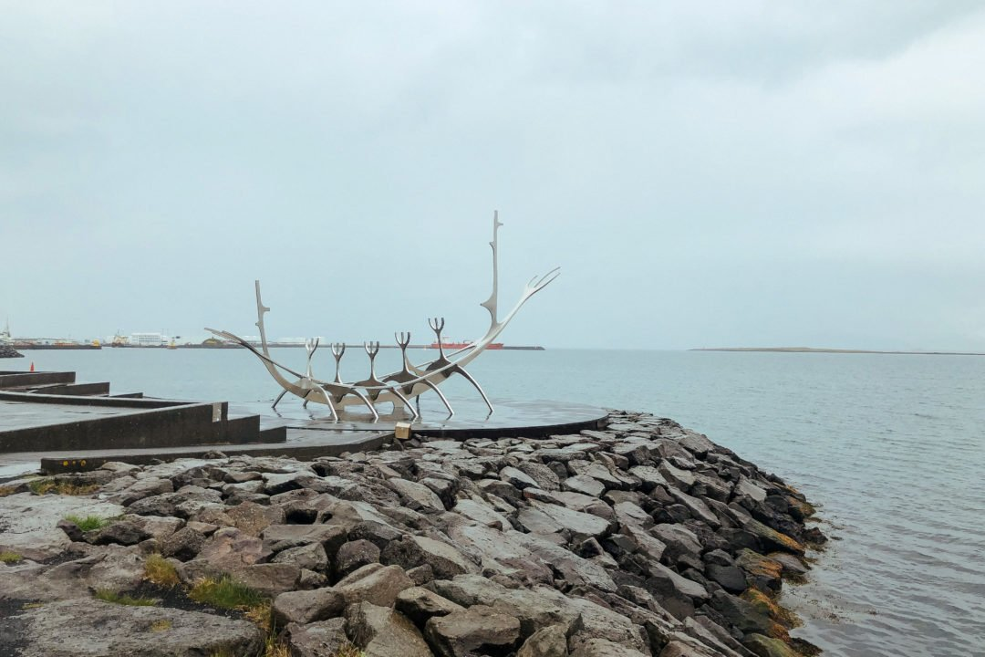Sun Voyager Statue, Reykjavik Itinerary | Iceland in May