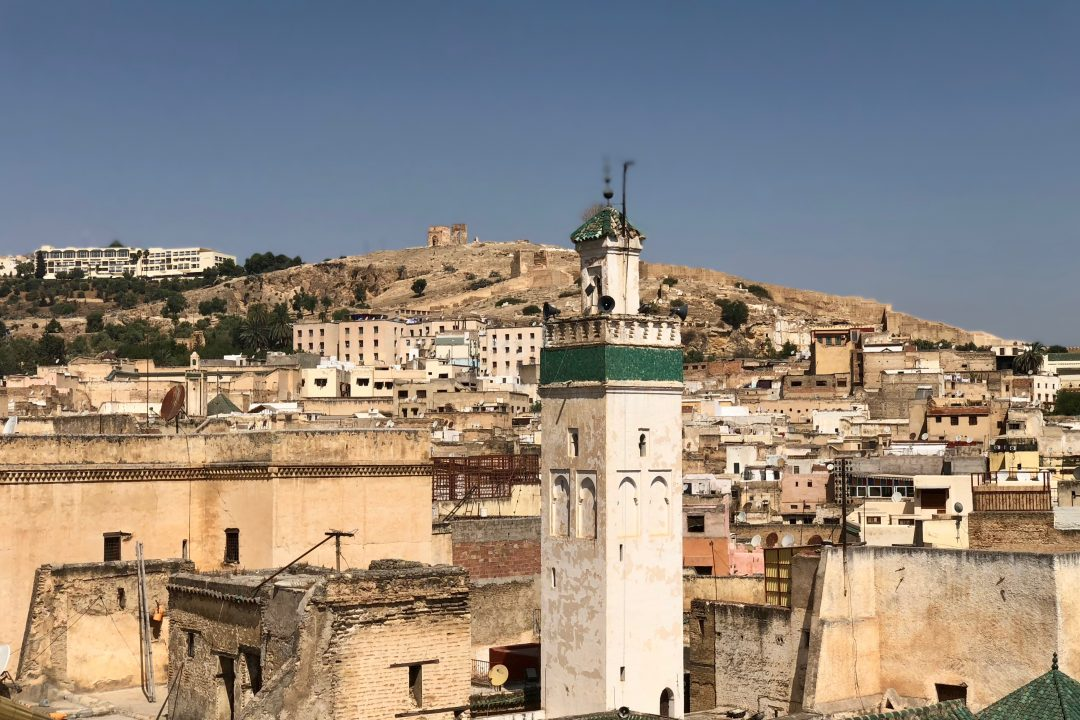 Travel Tips Morocco - Get a guide for the Fes Medina