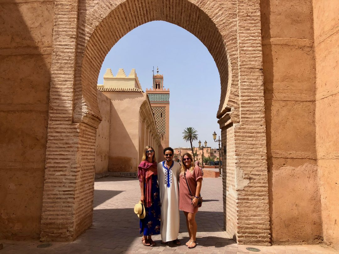 Yearly Wrap Up Post August 2018 - Marrakech, Morocco