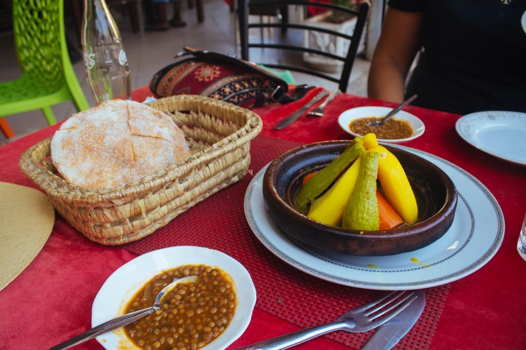One of the best things to do in Morocco? Eat a whole lot of tagine.