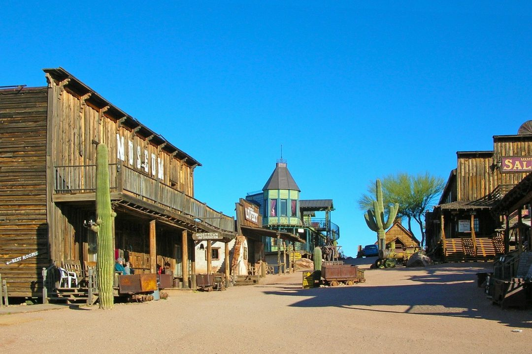 Free Things to Do in Mesa AZ | Goldfield Ghost Town
