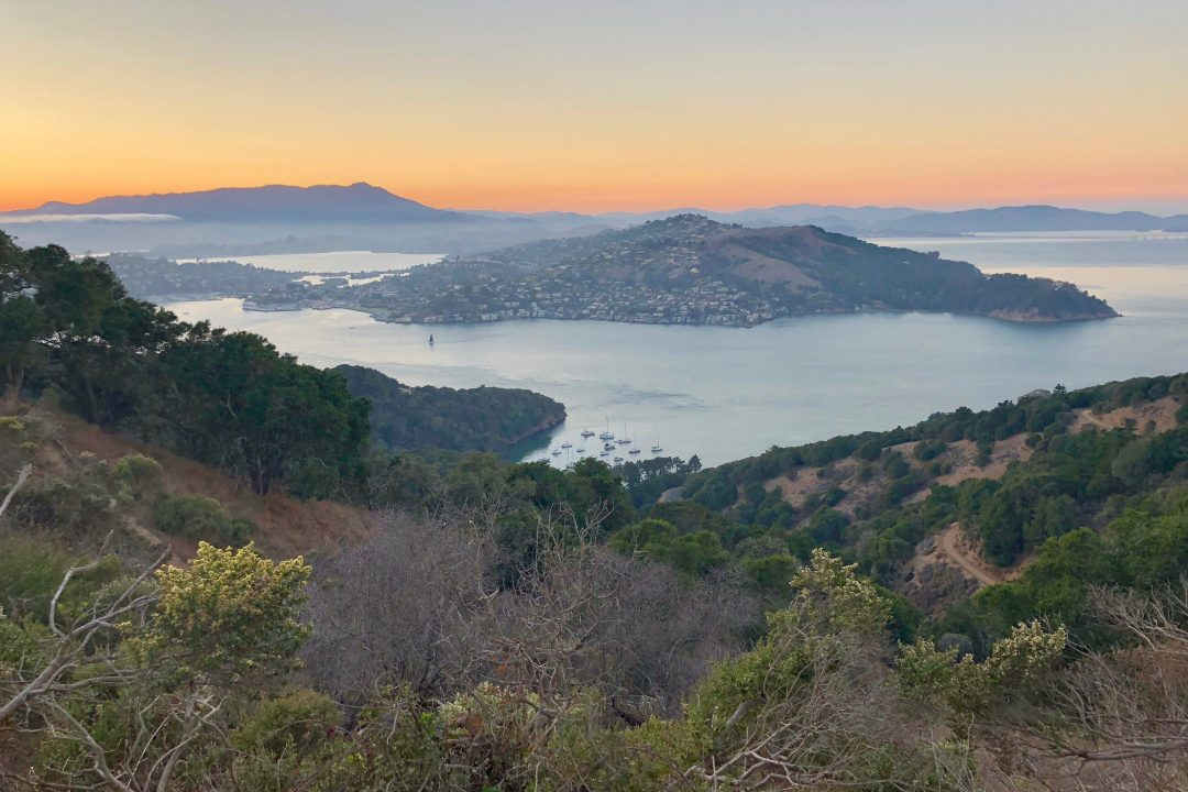 Angel Island Camping | best things in California