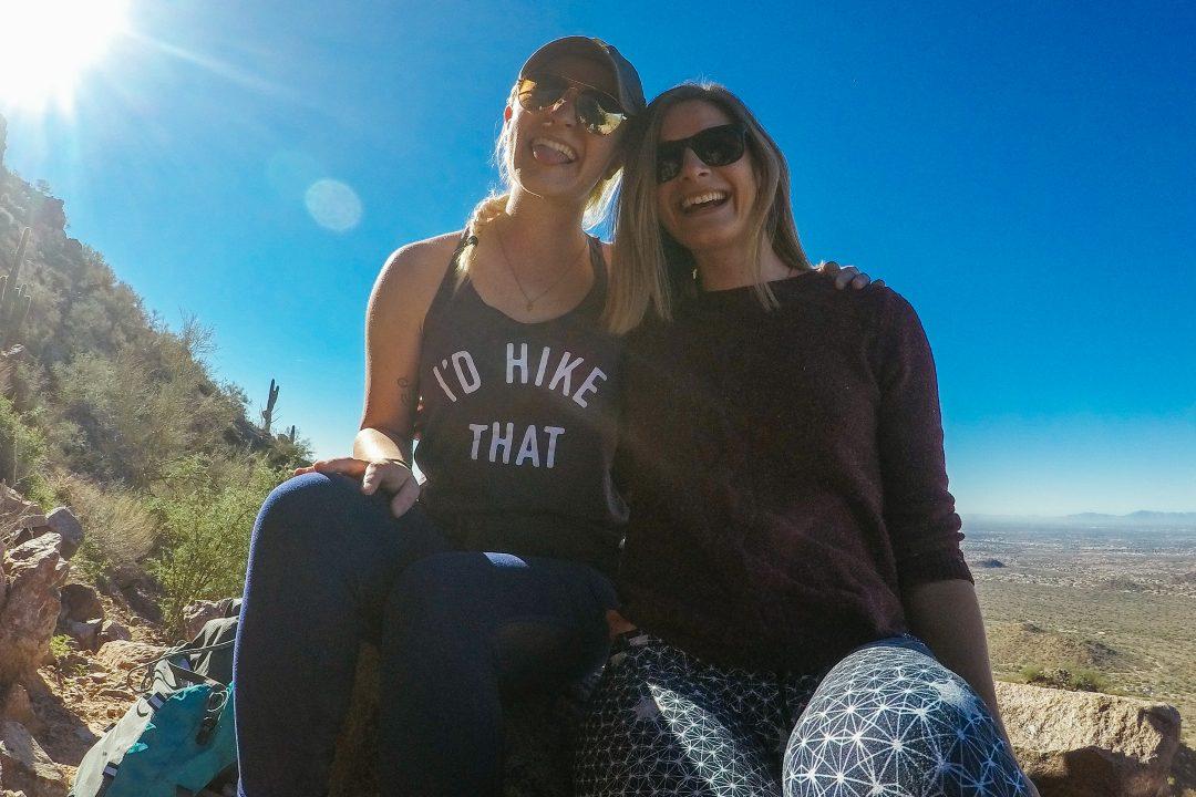 Hiking in Mesa AZ | Usery Regional Park