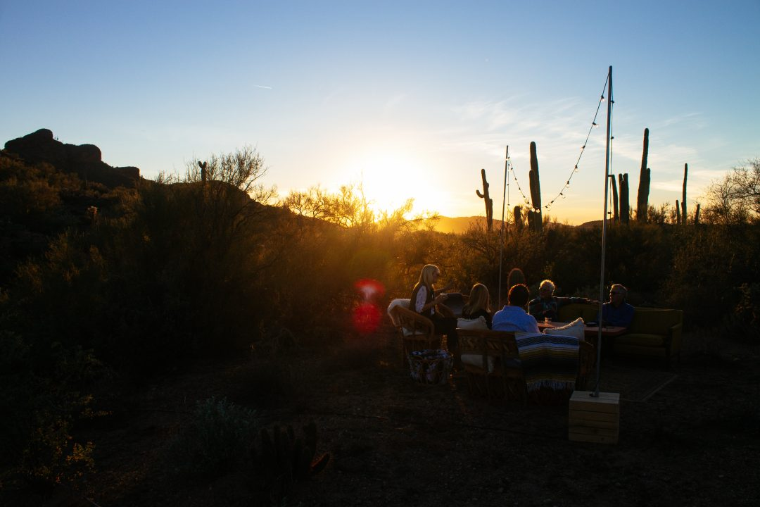 Cloth and Flame Dinner | Things to do around Mesa AZ
