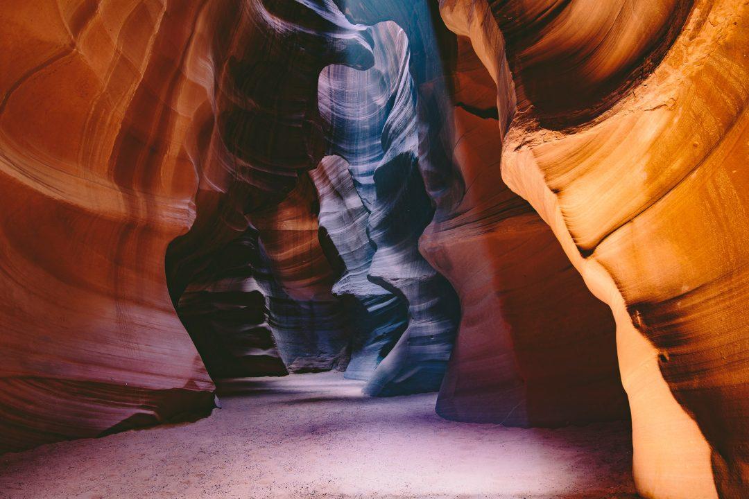 Arizona Trip Planner - Antelope Canyon, Page