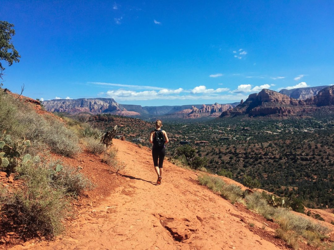 Arizona Hiking | Sedona Red Rocks