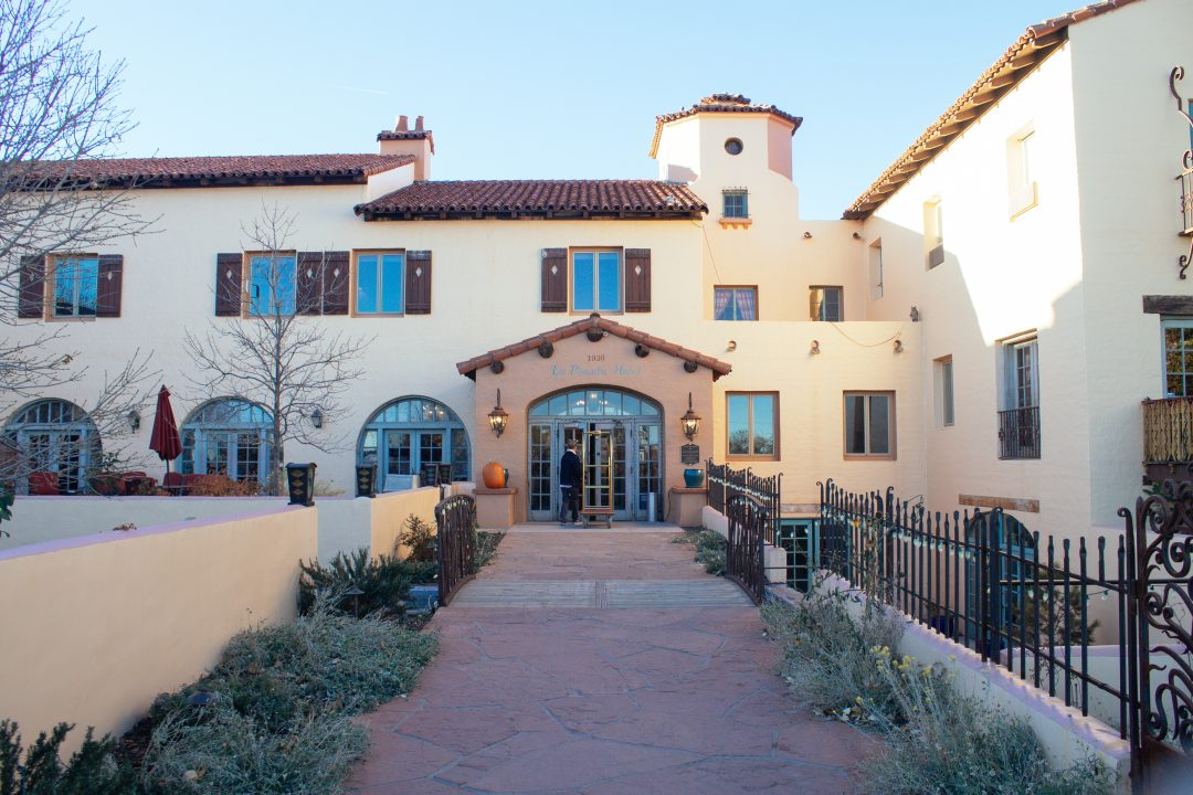 La Posada Hotel | Winslow, Arizona Tour