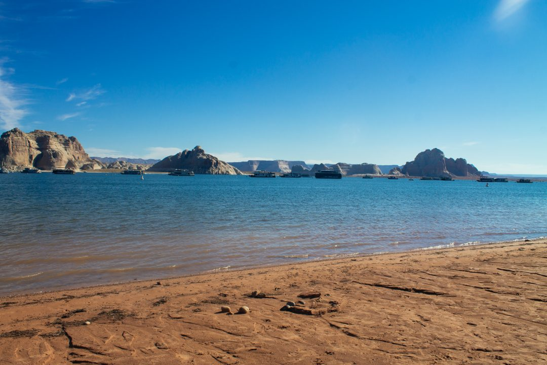 Planning a trip to Arizona | Lake Powell and Antelope Island