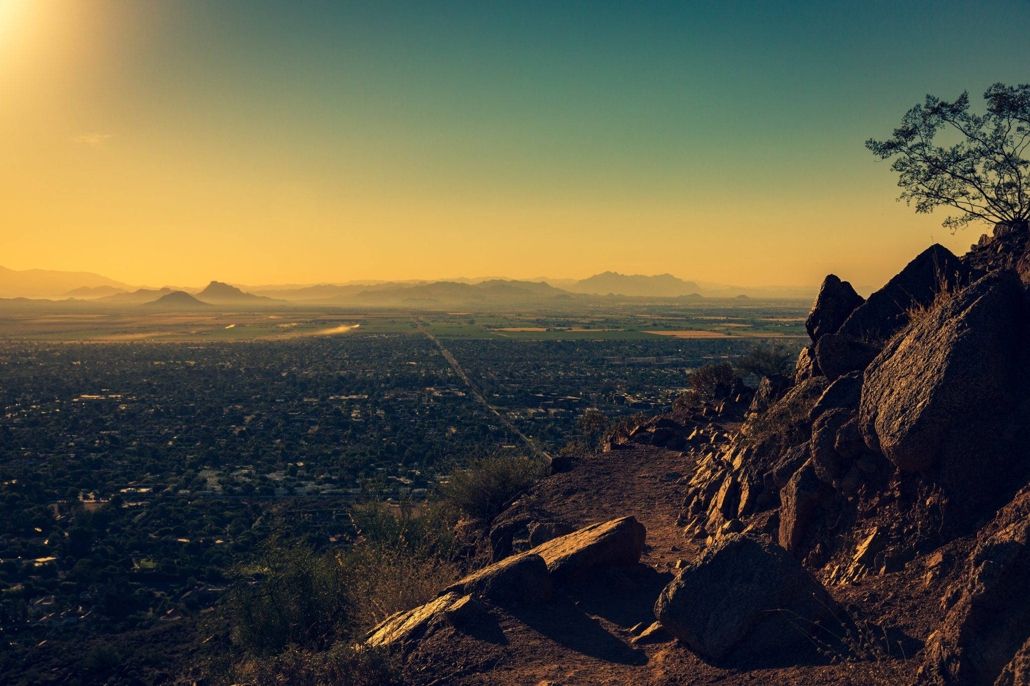 Day Trip from Phoenix - Camelback Mountain