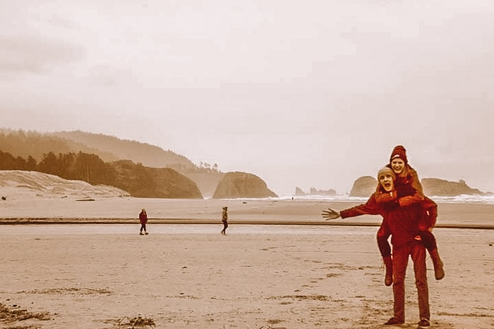 Cannon Beach - Oregon winter getaway - Oregon coast trip