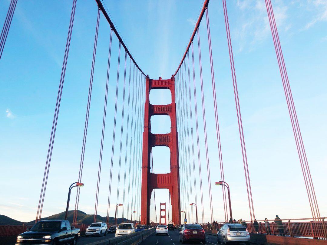 Golden Gate Bridge | California sights