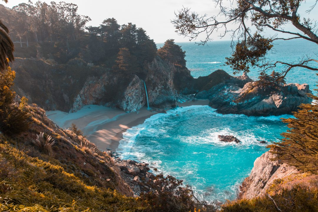 Big Sur - best places to stay in California
