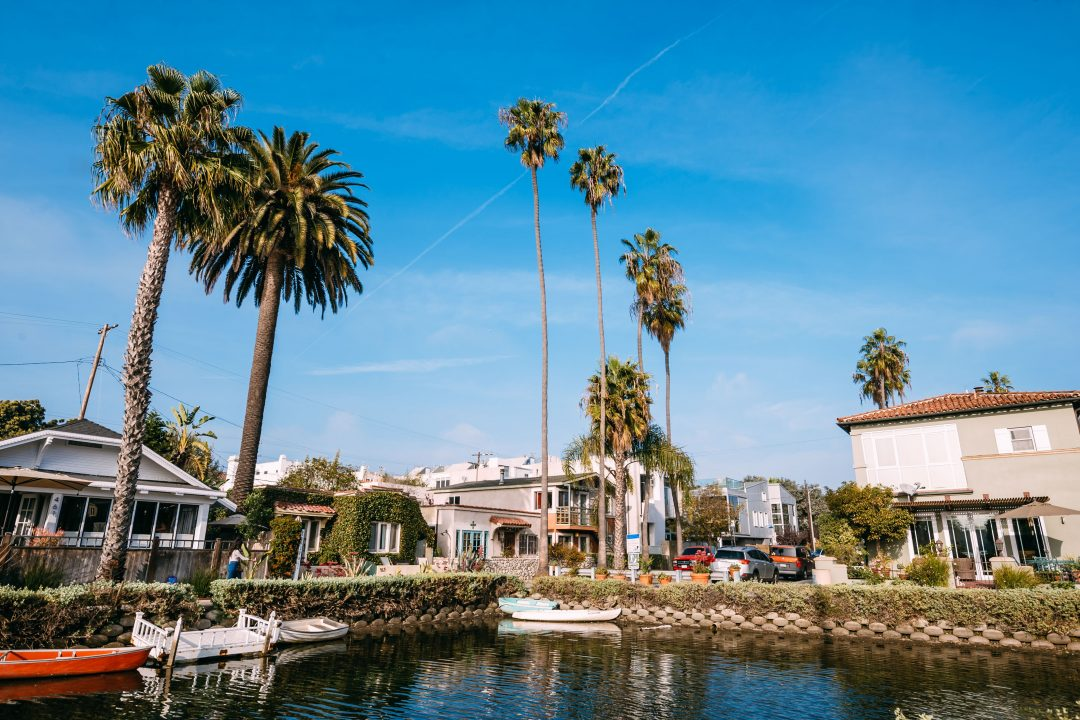 Where to Stay in Los Angeles, California