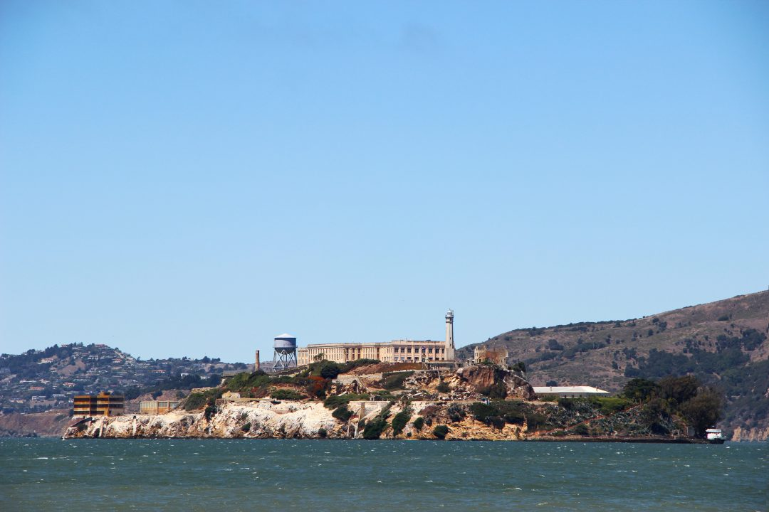 best things in California | Alcatraz Island