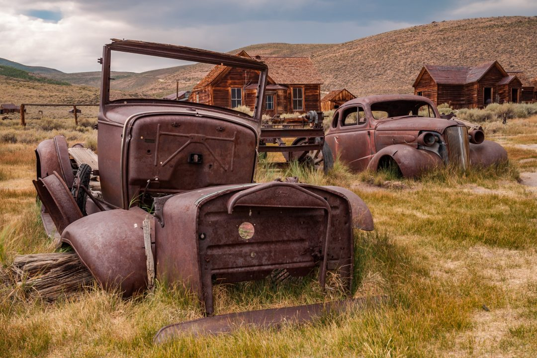 Bodie State Historic Park | California