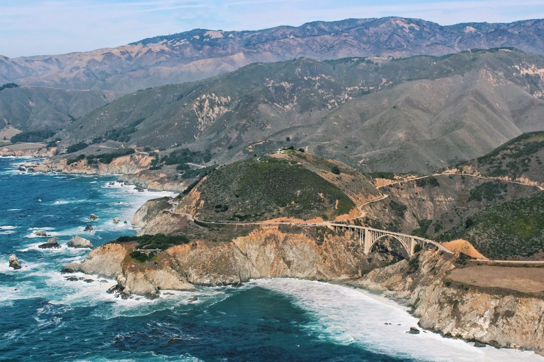 pacific coast highway - top 10 things to do in California