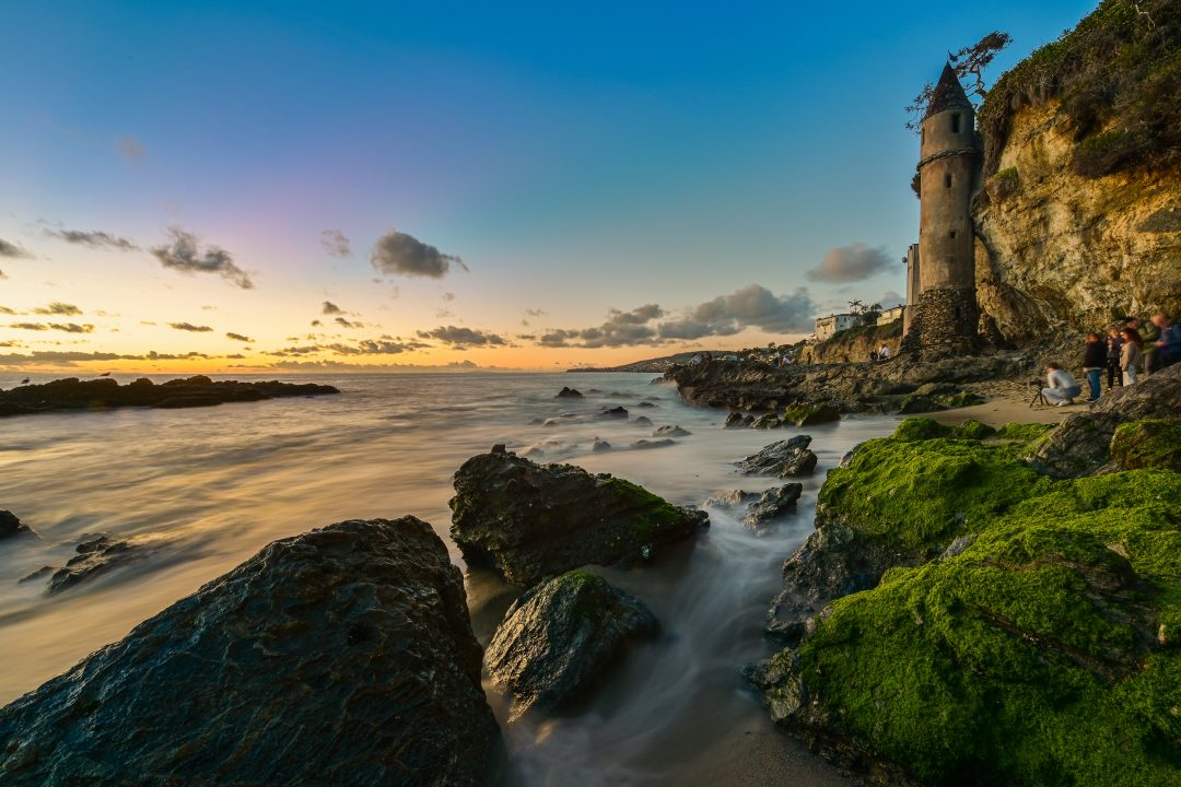 Victoria Beach, Laguna Beach | Pirate Tower