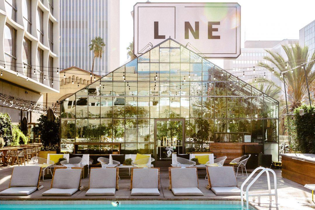 best hotels in la - Line Hotel in Koreatown