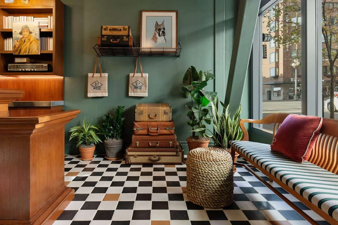best seattle hotels: Palihotel Seattle, Pike Place Market