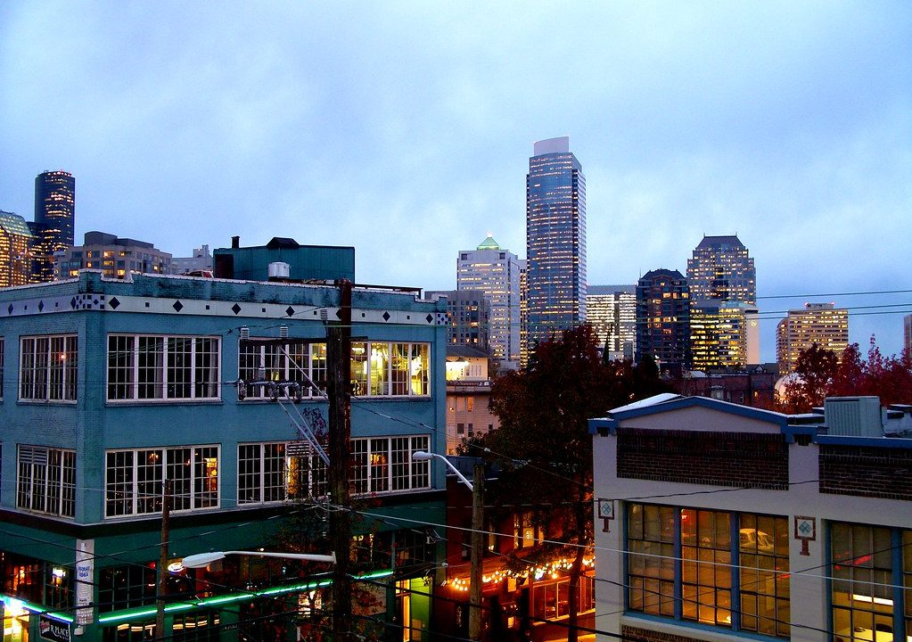 Capitol Hill - best places to stay in seattle
