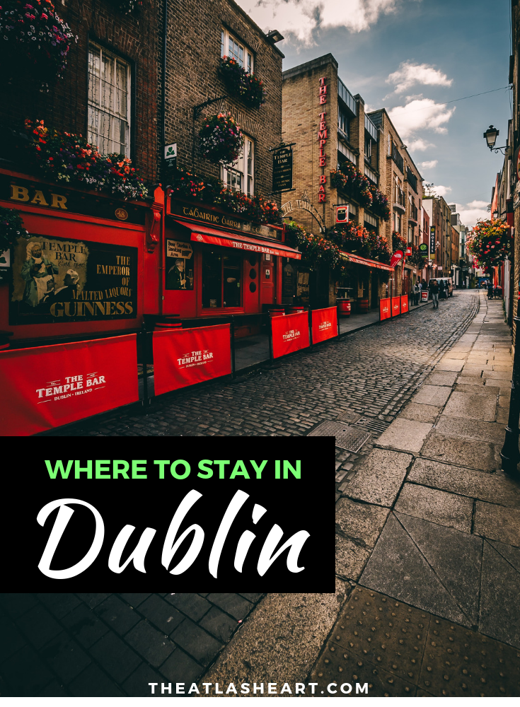 where to stay in Dublin | The Atlas Heart