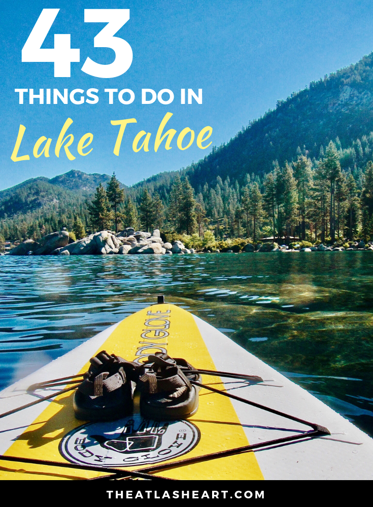 43 Things to Do in Lake Tahoe