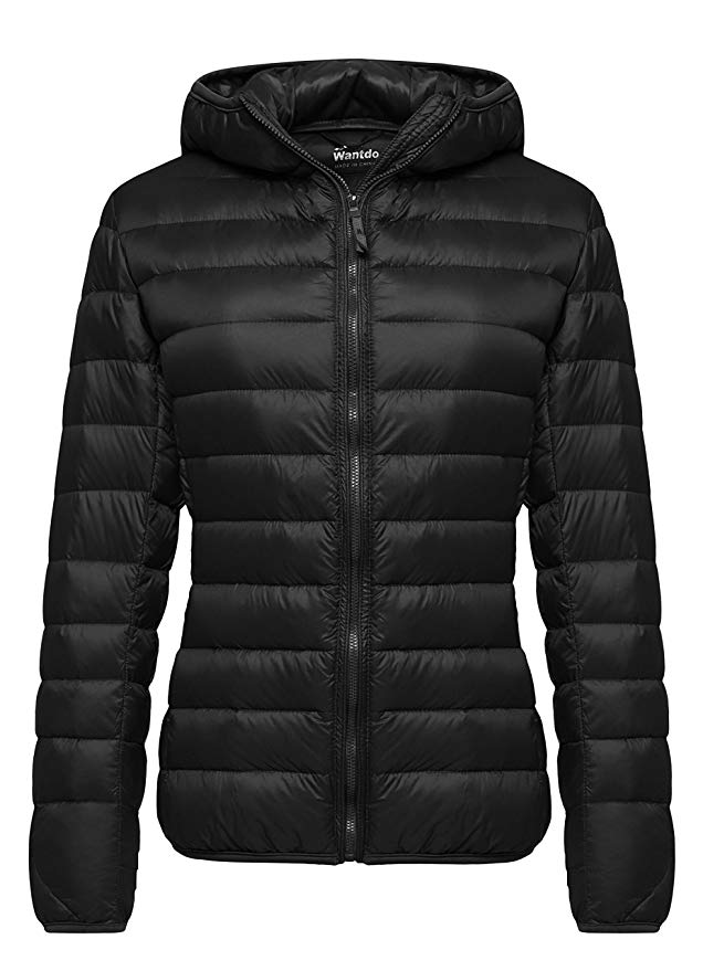 What to Pack for Seattle - Down Jacket