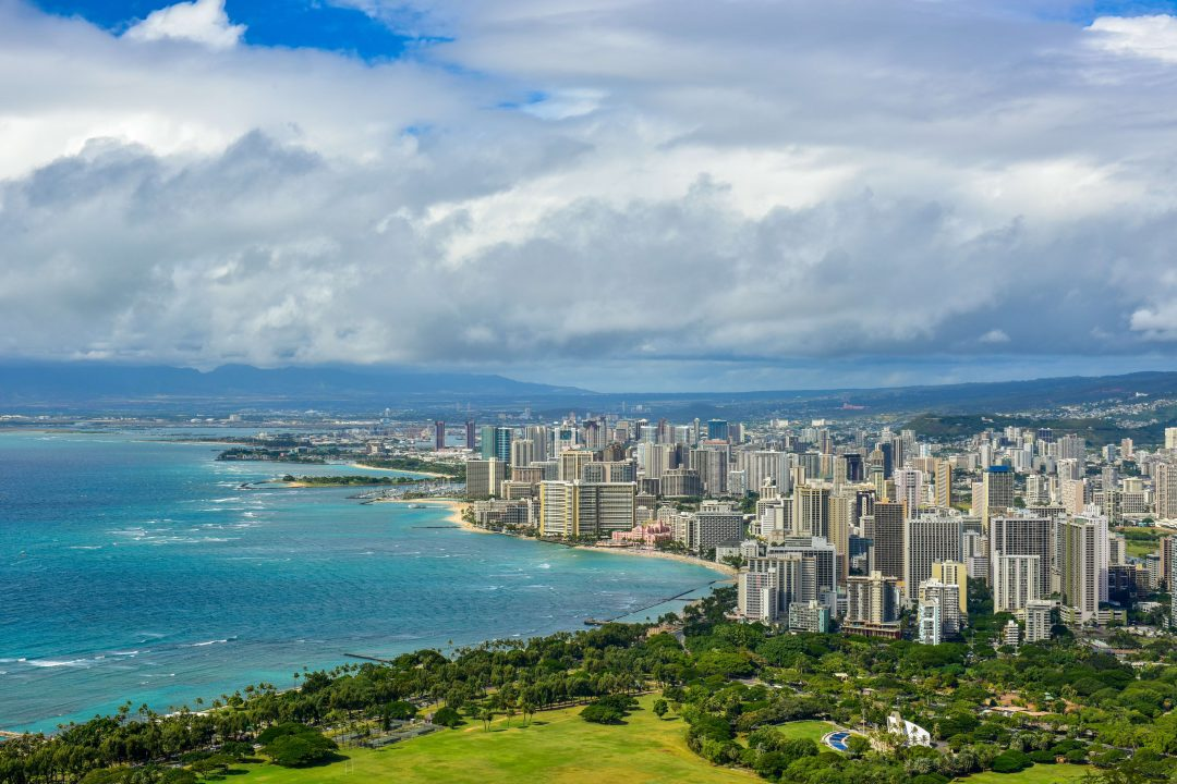 Diamond Head - Honolulu Hikes