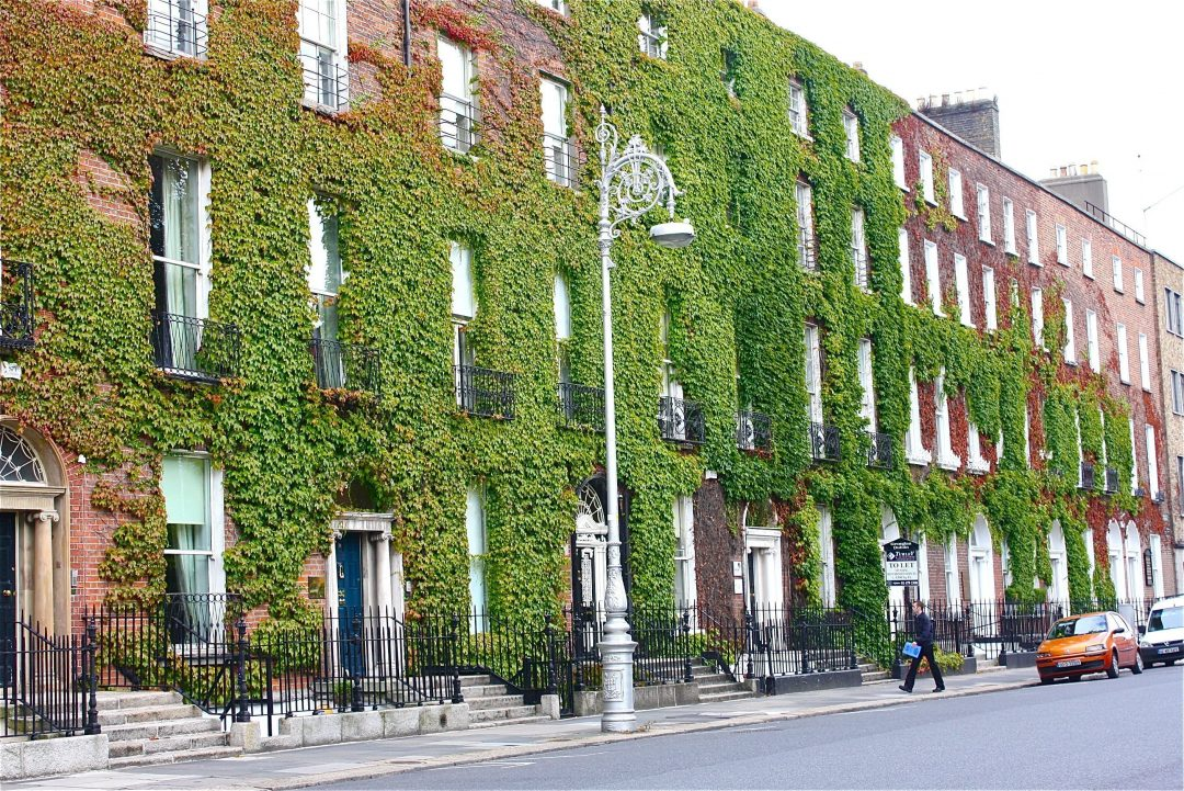 Where to Stay in Dublin: The Georgian in Merrion Square