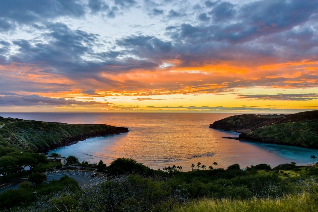 Hanauma Bay Hike - Oahu trails
