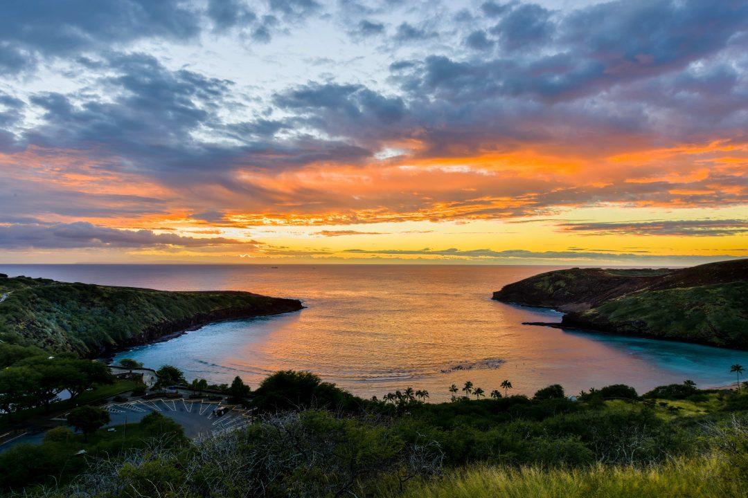 Hanauma Bay Hike - Oahu trails