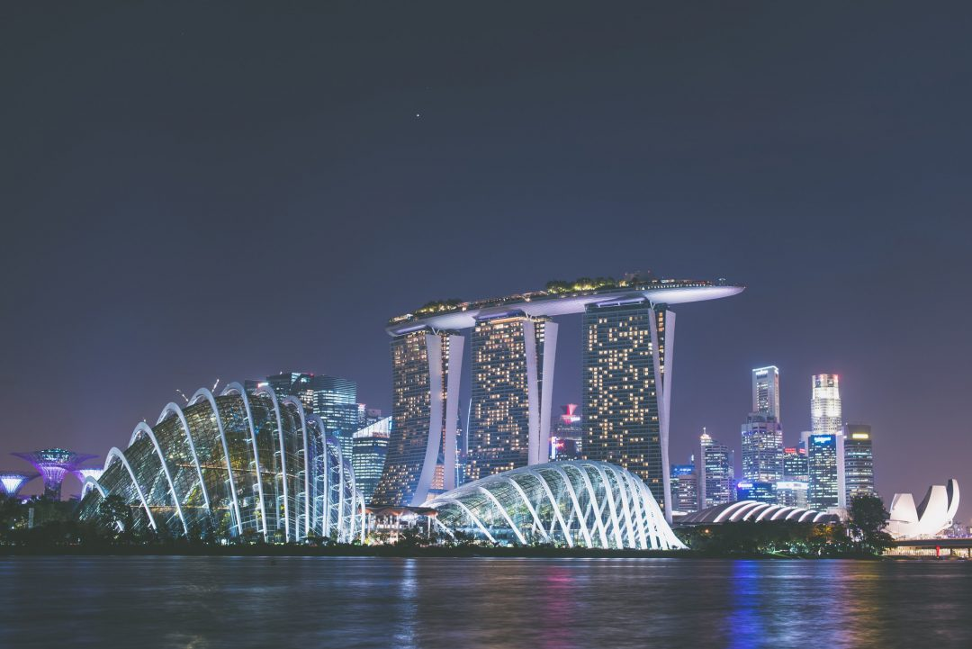 Marina Bay - where to stay in Singapore