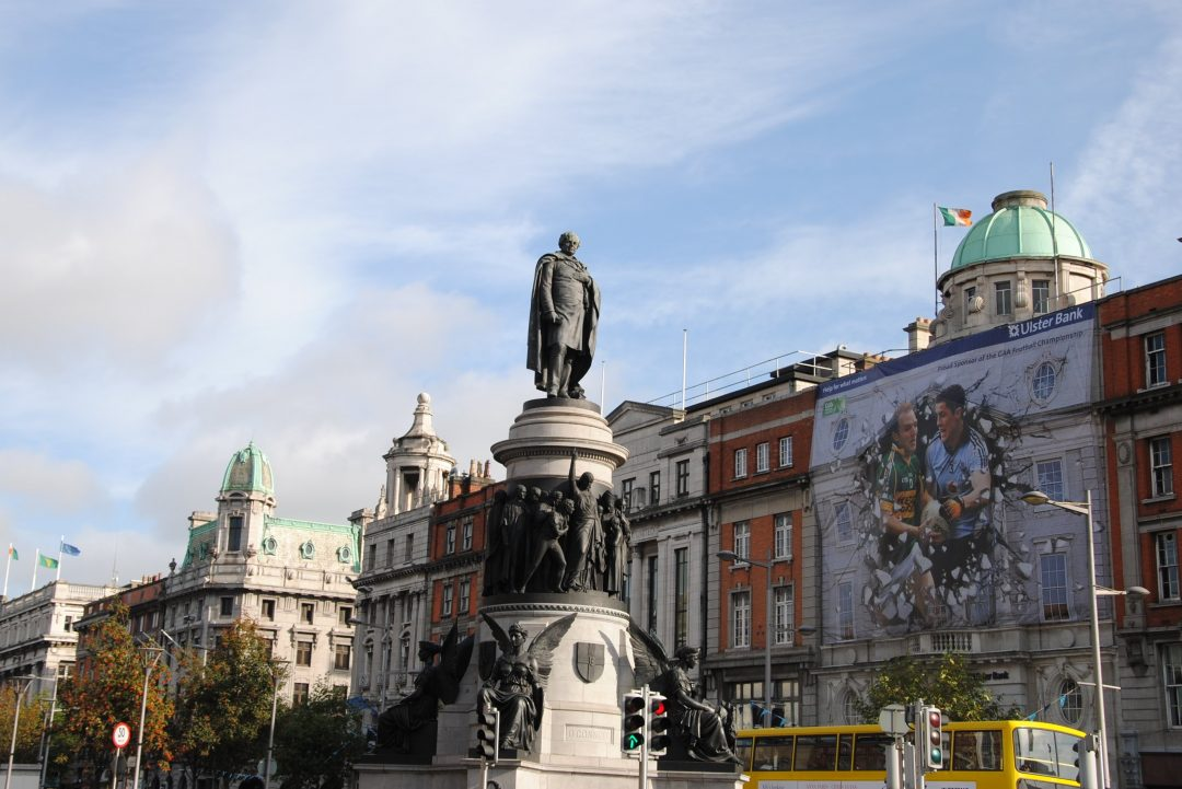 Where to Stay in Dublin: O'Connell Street