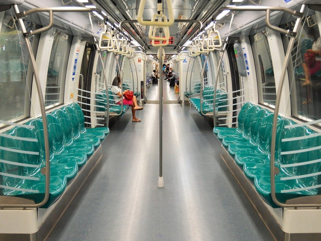 how to get around singapore - metro