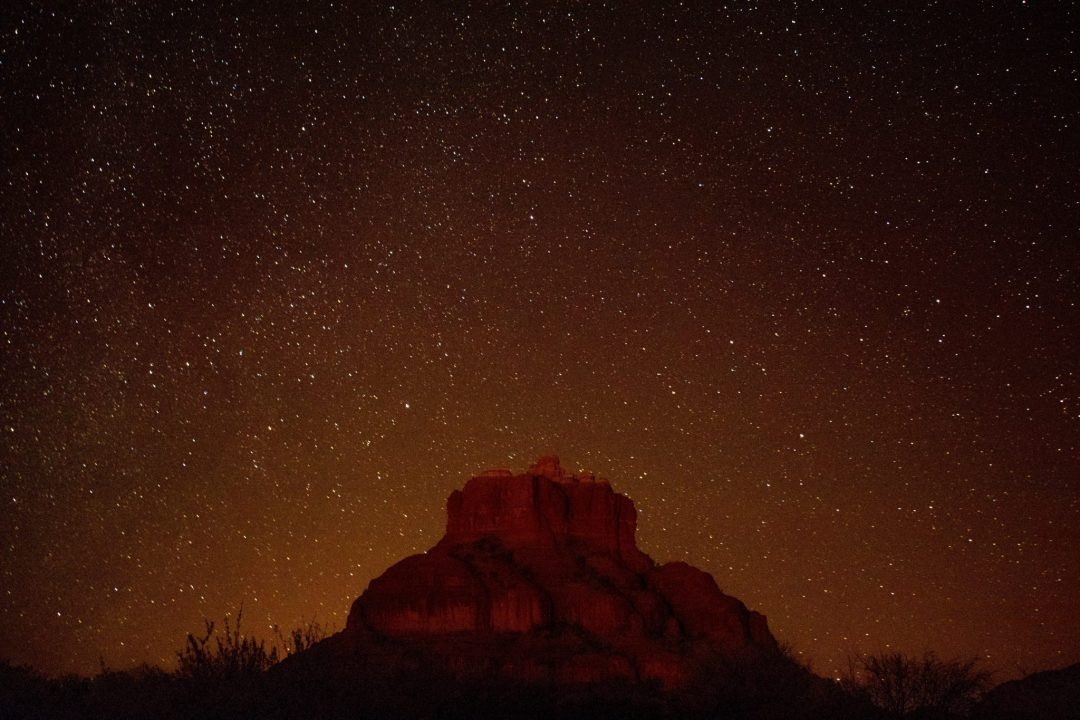 Easy hikes in Sedona - Bell Rock Trail