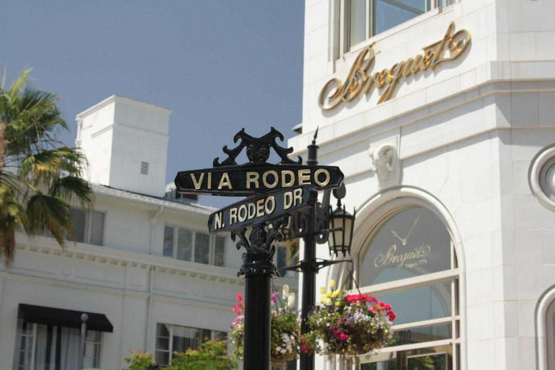 Beverly Hills - best area to stay in los angeles
