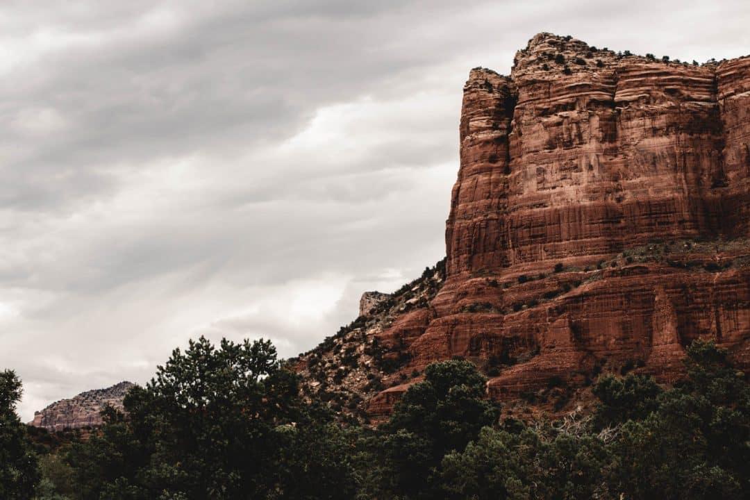 Sedona AZ hiking trails - Teacup Trail