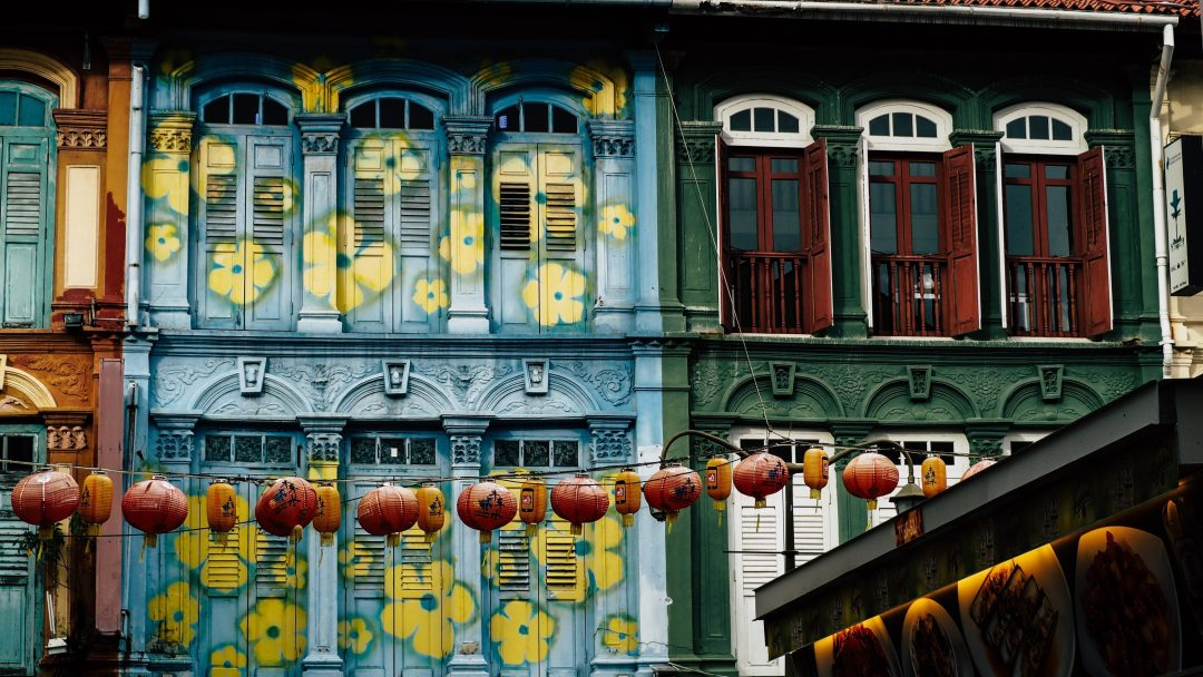 singapore hostels - chinatown