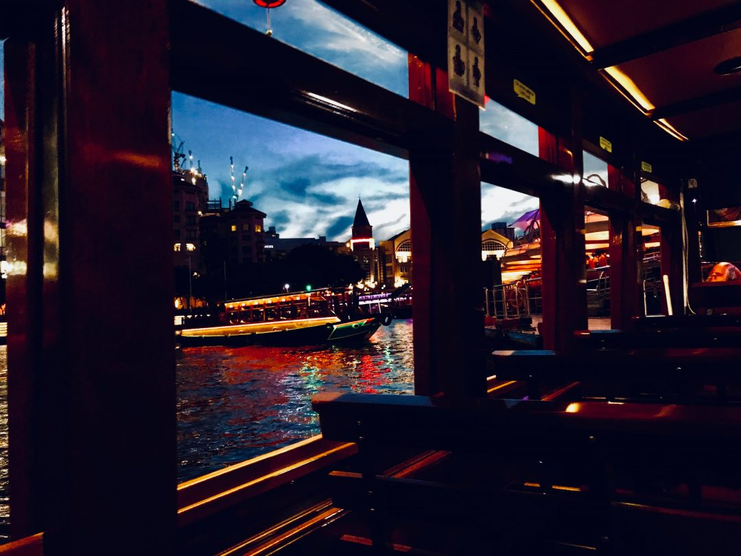 what to do in singapore - clarke quay