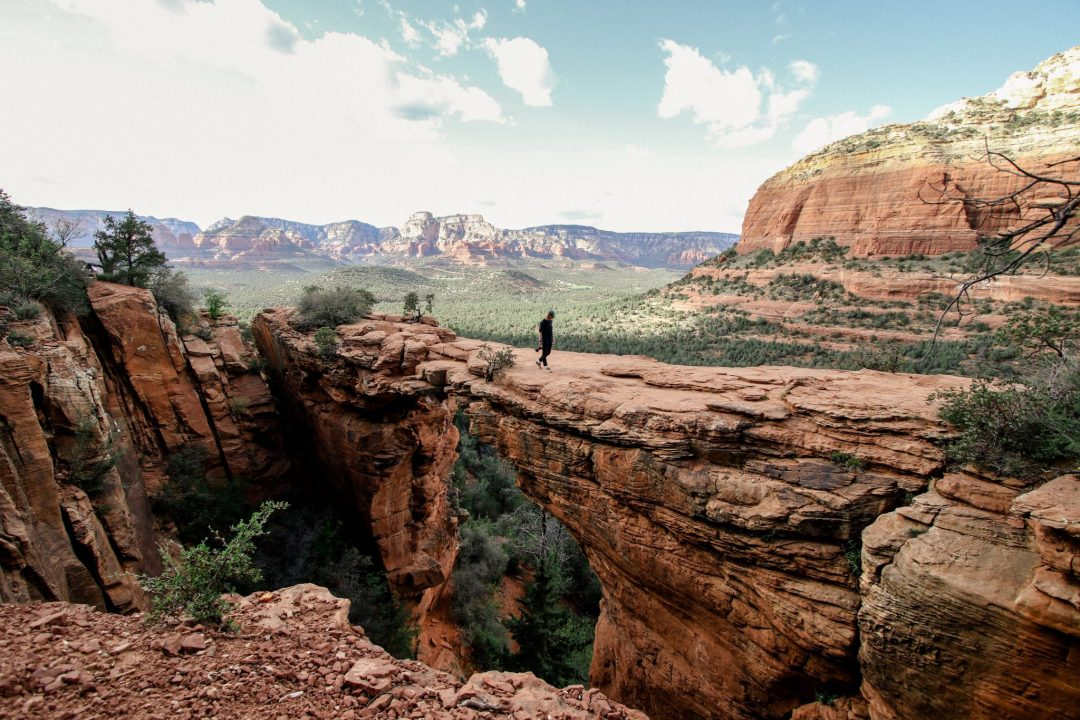 Sedona hiking guide - Devil's Bridge Trail