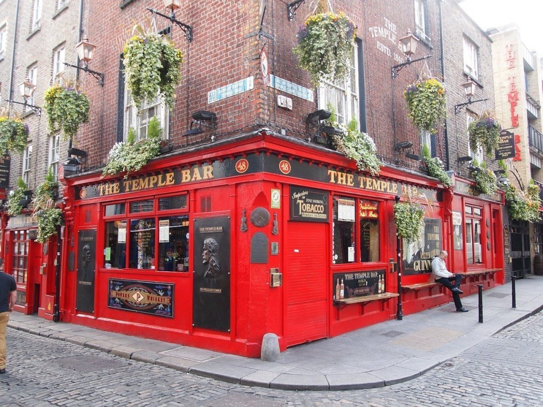 Where to Stay in Dublin: Temple Bar