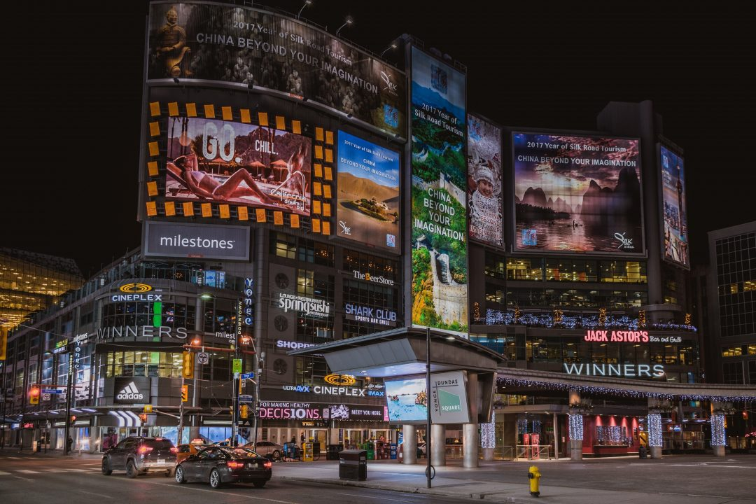 Entertainment District - best neighborhoods in Toronto