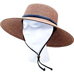 Wide-Brimmed Hat - Hiking Essentials