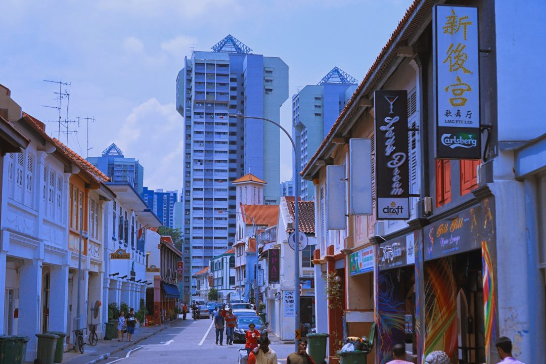 Little India - Where to stay in Singapore