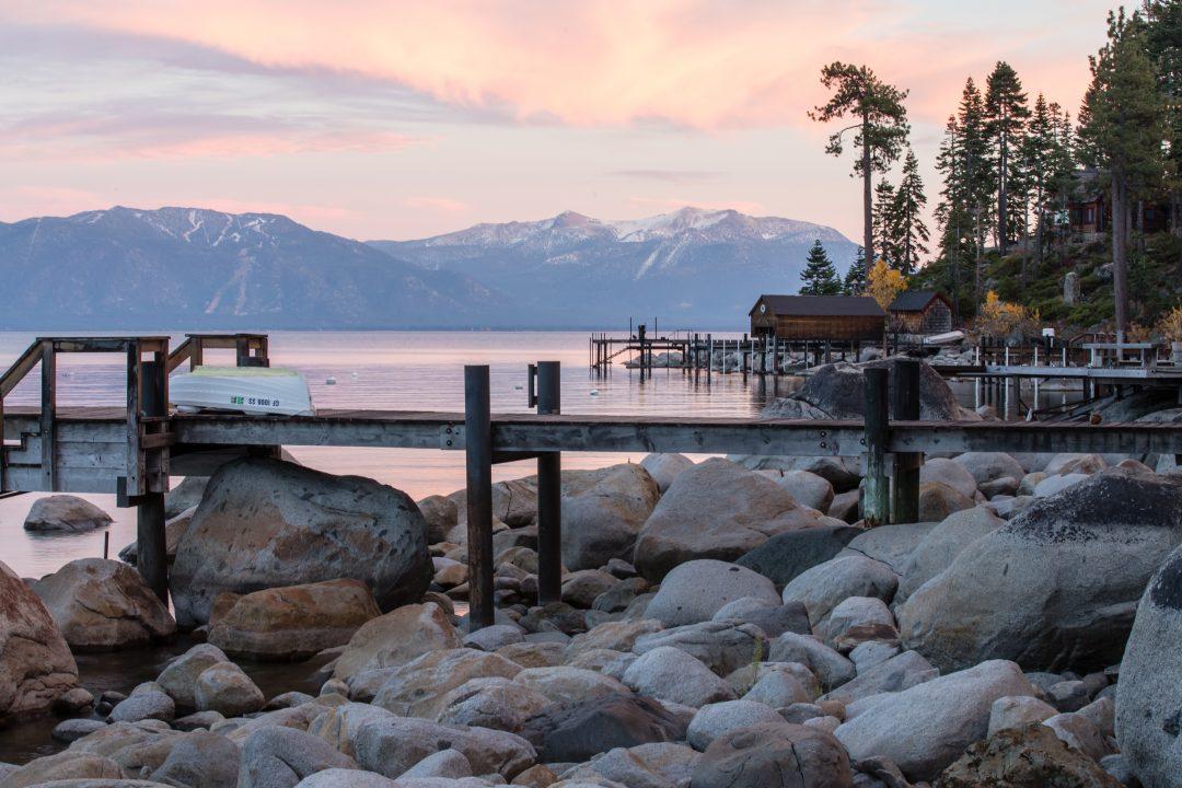 Lake Tahoe things to do - Visit Meeks Bay