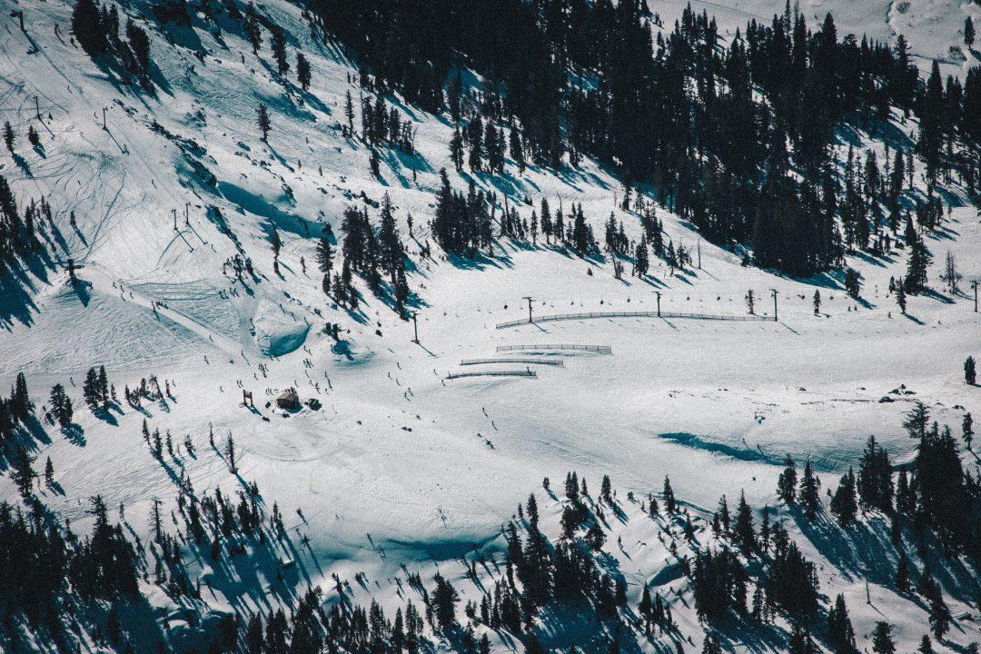Lake Tahoe winter - Northstar Resort