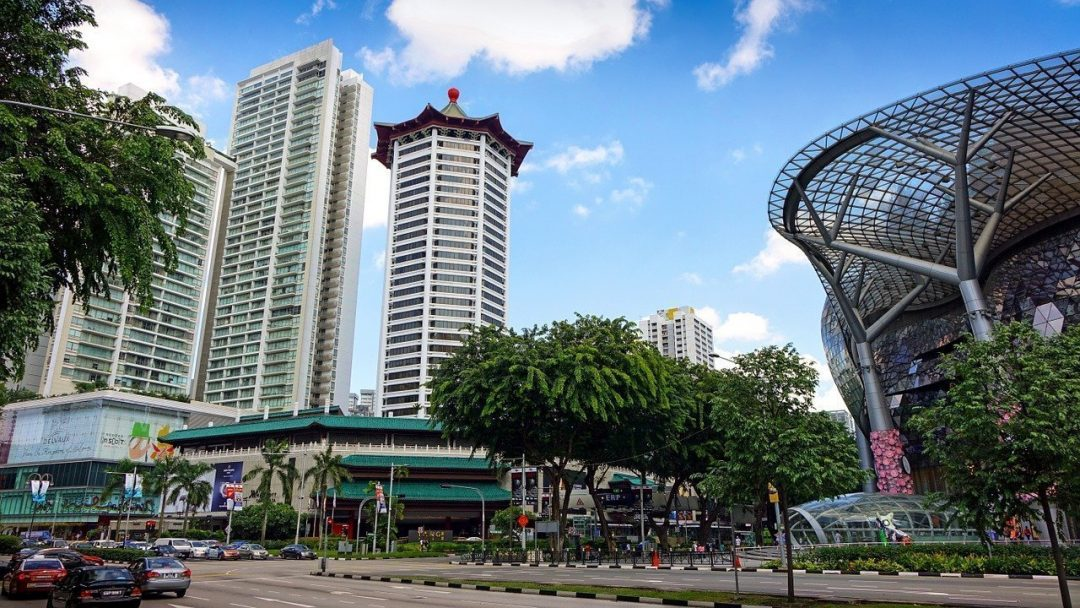 best hotels in singapore - orchard road