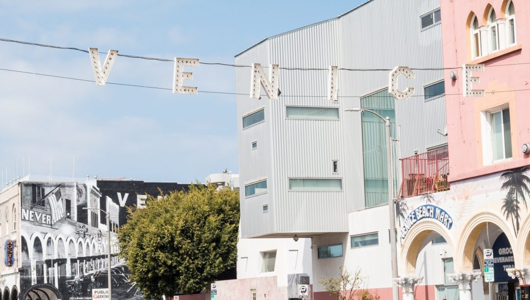 places to stay in Los Angeles - Venice Beach